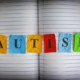 Autism book pages