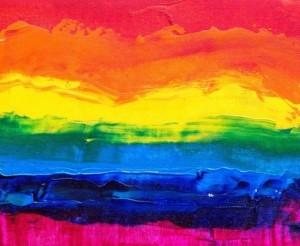 Autism rainbow